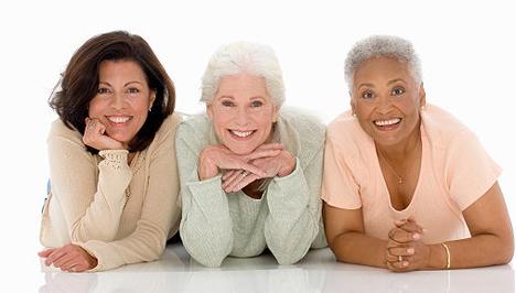 Informacje na temat menopauzy znajdują się w sieci